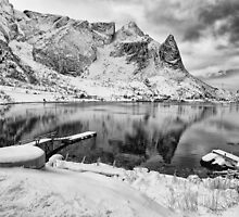 A Moody Reflection of Reine by Kristin Repsher
