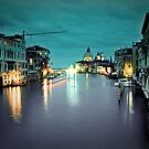 Venice by night by Cvail73