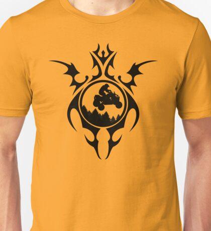 atv tribal Unisex T-Shirt