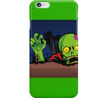 ZOMBIE GHETTO OFFICIAL ARTWORK DESIGN T-SHIRT iPhone Case/Skin