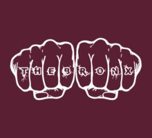 the bronx fist by hottehue