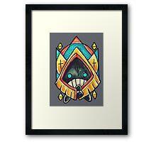 Snorunt Framed Print