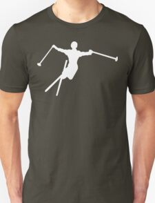 ski : silhouettes T-Shirt