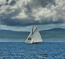 Crinan Classic Boat Festival 2008 by Alisdair Gurney