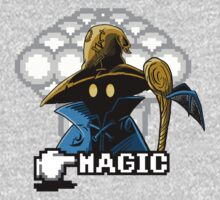 Black Mage Kids Clothes