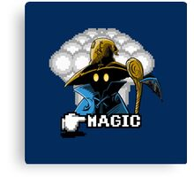 Black Mage Canvas Print