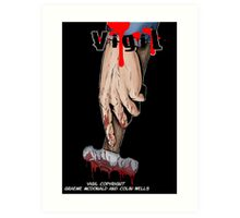 Vigil #2 Cover Art Print