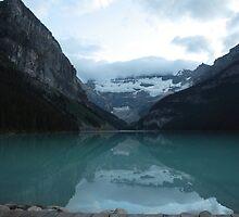 ~Lake Louise~ by Debra LINKEVICS