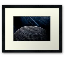The Silver Screen Framed Print