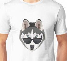 Cool Husky Unisex T-Shirt