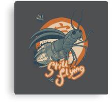 Firefly Class Firefly Canvas Print