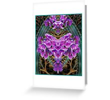 Heavenly Hydrangea  Greeting Card