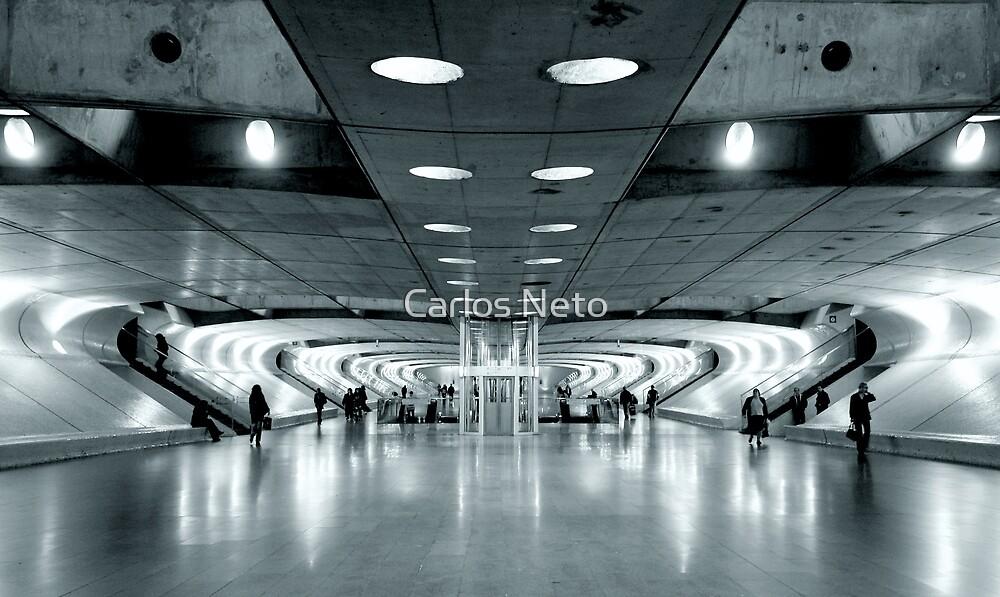 ALIENation... by Carlos Neto