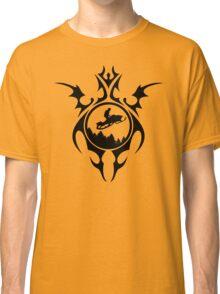 snowmobile tribal Classic T-Shirt