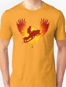 snowmobile hi-fi T-Shirt