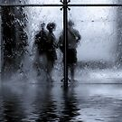 Water is the origen by Carlos Neto