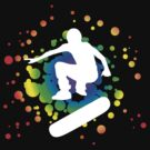 skatboard bubbles by asyrum