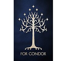 For Gondor (Clean) Photographic Print