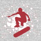 skatboard : bubbles by asyrum