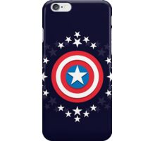 Captain America Stars - V.01 iPhone Case/Skin