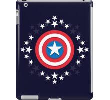 Captain America Stars - V.01 iPad Case/Skin