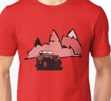 Jeeping It!: RED Unisex T-Shirt