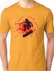 skateboard bubbles Unisex T-Shirt