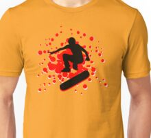 skateboard bubbles Unisex T-Shirt