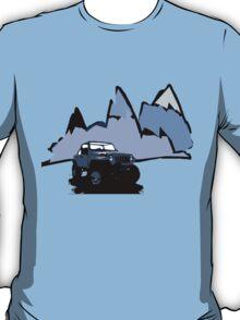 Jeeping It!: BLUE T-Shirt