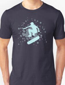 skatboard : bubbles Unisex T-Shirt