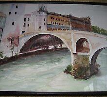 Bridge to the Vatican by Suzi  McArdle