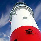 Portland Bill Lighthouse by Amanda White