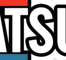Datsun Retro Sticker