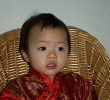 My little Chinese friend by steppeland