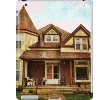 Historical mansion iPad Case/Skin