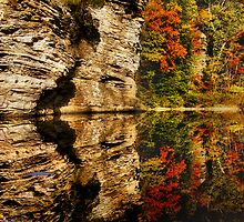Fall Reflections by Marylee Pope