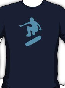 skateboard : silhouettes (SMALL) T-Shirt