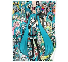 Miku Variety Pack Poster