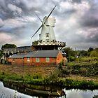 Gibbet Mill, Rye by Amanda White