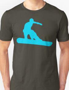 snowboard silhouettes T-Shirt