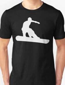 snowboard : silhouettes T-Shirt