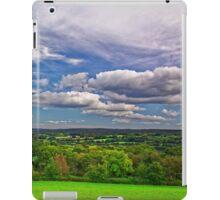Beautiful English Countryside #2, Redhill, England iPad Case/Skin