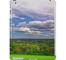Beautiful English Countryside #2, Redhill, England iPad Case/Skin