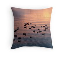 Down For The Night Throw Pillow