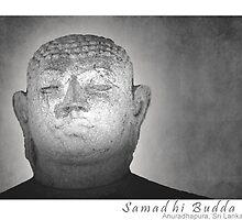 Samadhi Buddha by Thushan Sanjeewa