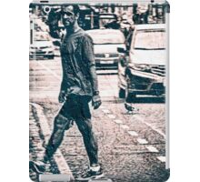 Ragged and pigeon iPad Case/Skin