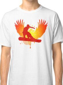 snowboard : hi-fi Classic T-Shirt