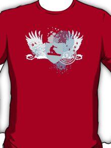 snowboard : hi-fi T-Shirt