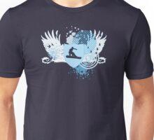 snowboard : hi-fi Unisex T-Shirt