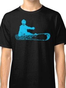 skele snowboarder Classic T-Shirt